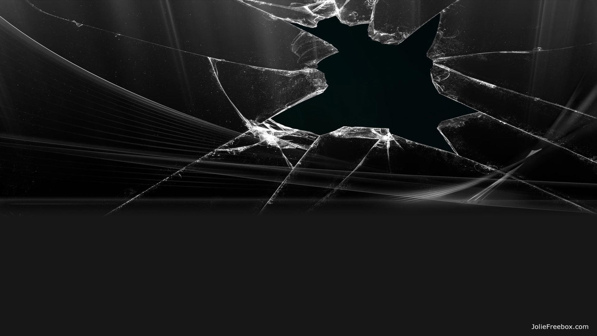Ecran de télévision brisé sur votre Freebox Révolution