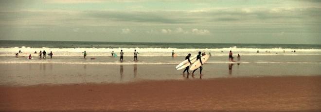 Surf plage Lacanau