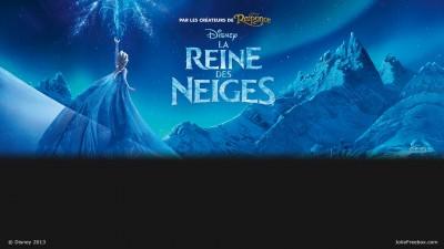 La Reine Des Neiges Le Disney De Noel 2013 En Fond D Ecran Freebox