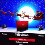 Animation Noël Freebox