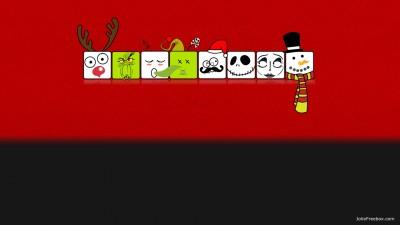 Personnages de Noël