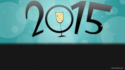 Champagne pour 2015