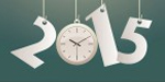 Horloge pour 2015